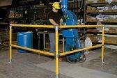 Yellow handrail kit
