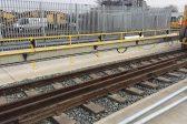 Yellow guardrails
